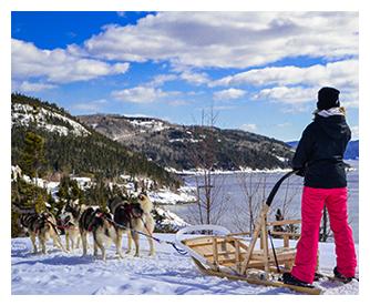Découvrez des activités plein air à faire en hiver et en été.